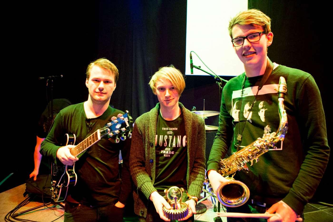 Felix-Lopp-Quartett   Foto: Felix-Lopp-Trio