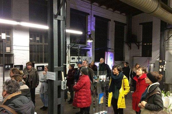 Stadt /// TM4 Kunstprojekt /// Universität Hildesheim