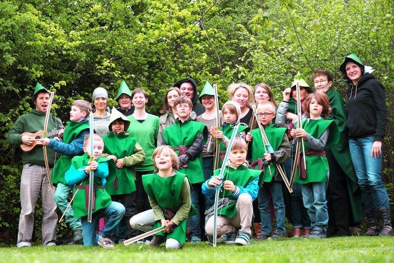 Robin Hood /// HI-HO!-Chor / Theater Alt und Jung