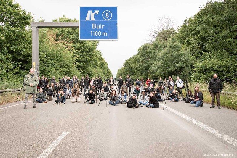 Hambacher Forst /// Andreas Magdanz und Studierende der HAWK und RWTH