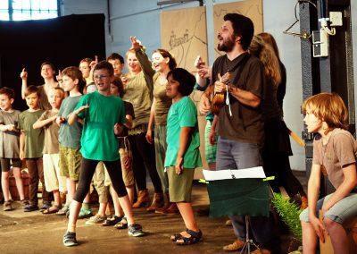Robin Hood | Eine musikalische Szenencollage |  HI-HO!-Chor / Theater Alt und Jung