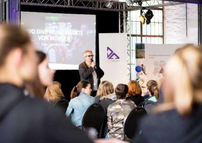 DIGITAL | ANALOGUE, Hildesheimer IT- und Medientage, Foto: Julia Hauck