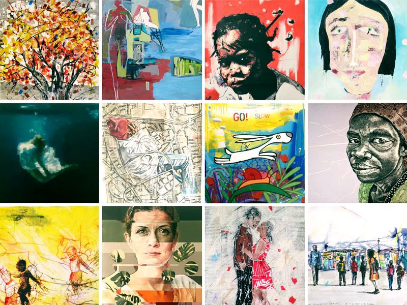 The Travelling Art Gallery: Zeitgenössische Kunst aus Südafrika